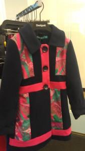 Desigual Girls Coat