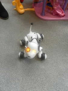 Zoomer Interactive Dog www.spinmaster.com