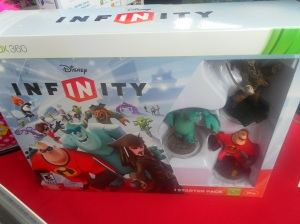 Disney Infinity Starter Set Disney.com/Infinity