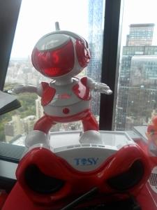 Tosy Disco Robo & Disco Stage www.tosy.com